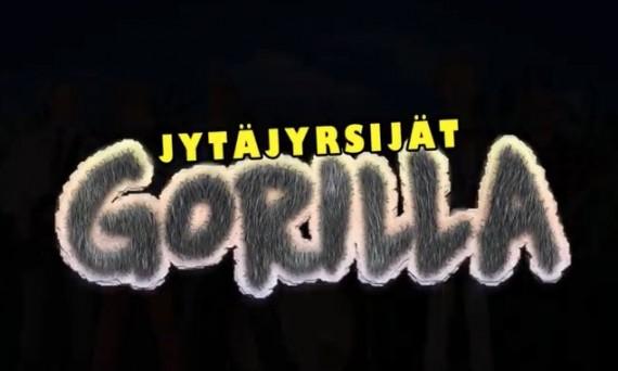 GoRRRRiillaaa!!